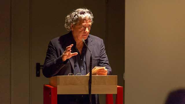 Fabio Sonzogni (Direttore artistico del Festival)