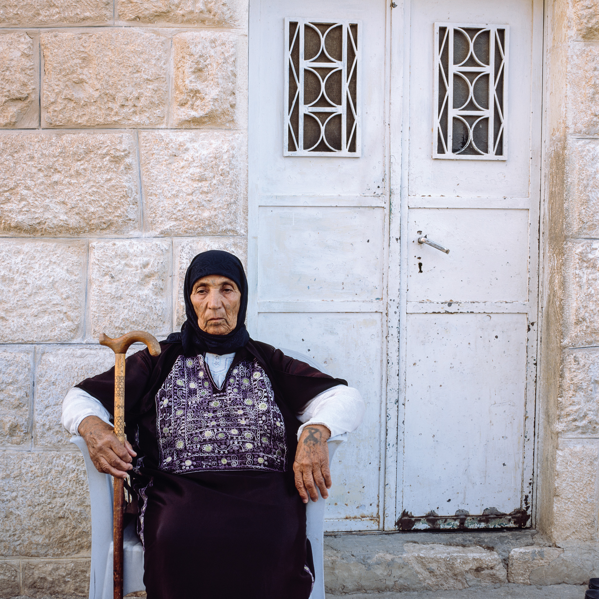 Al-Nu'man, Palestine, 2009